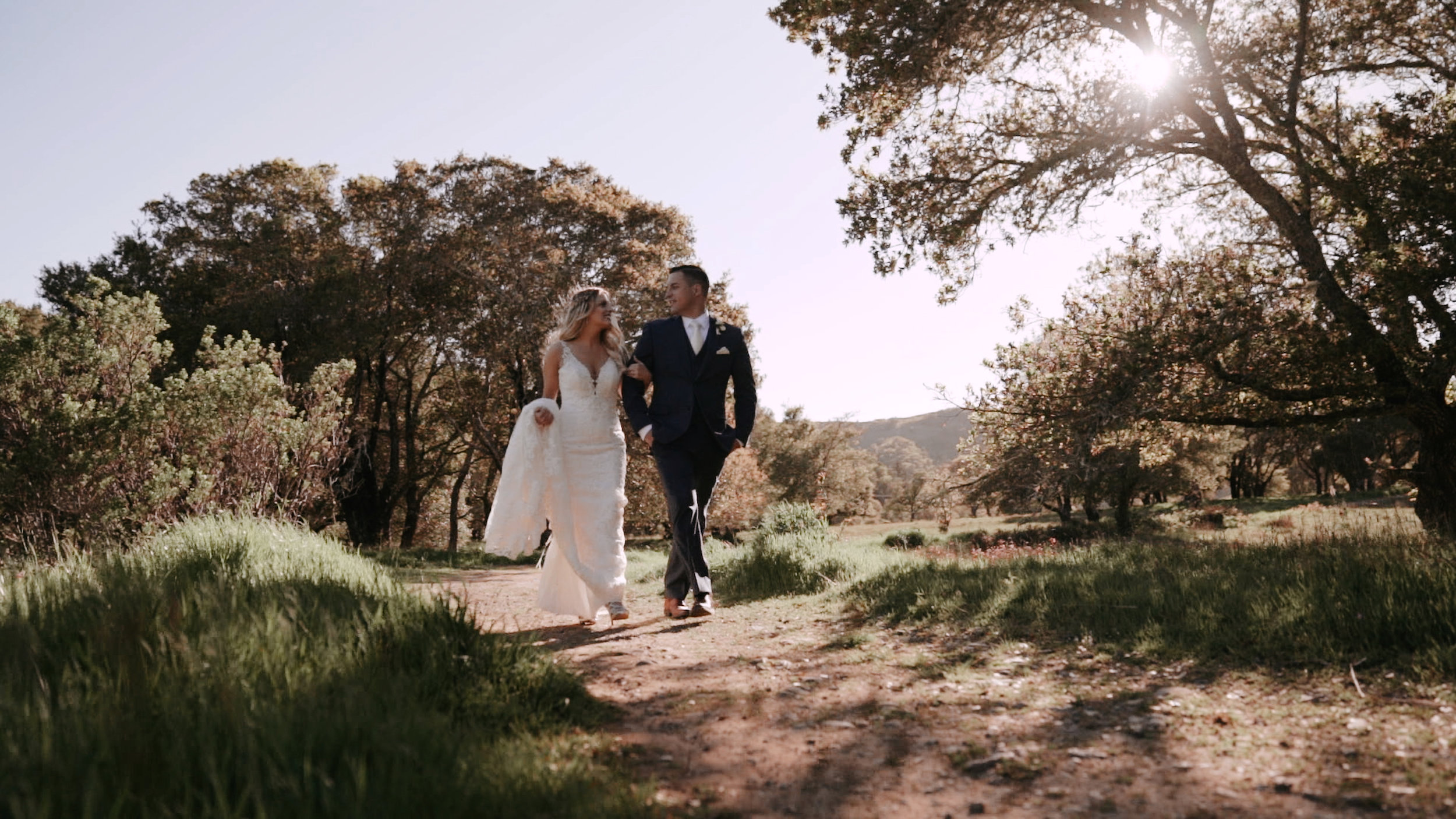 BRITTNEY + GARRETT - Wedding at Deer Park VillaFairfax, CA