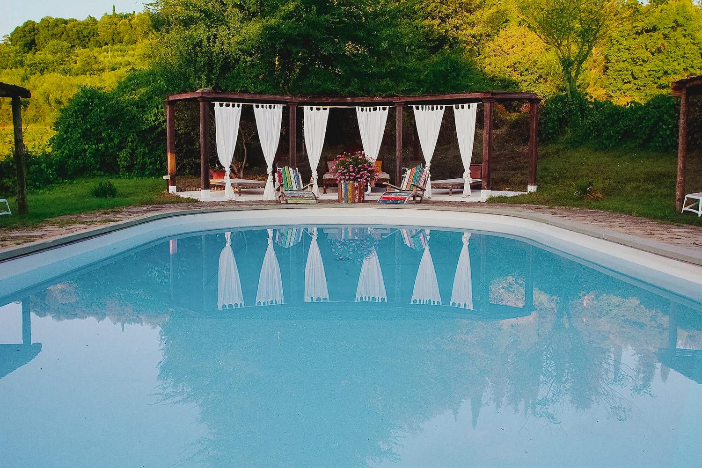 La striscia swimming pool