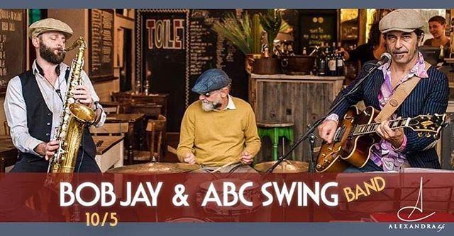 Venerdì 10 maggio vi aspettiamo per una serata Swing con una band Fantastica . Per prenotazioni ☎️057526740