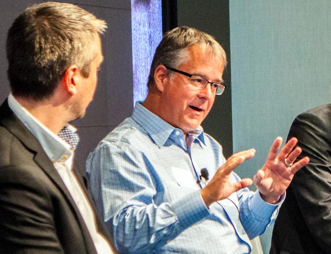 2015 GVX with Microsoft Ventures Scott Wilson, Managing Partner.