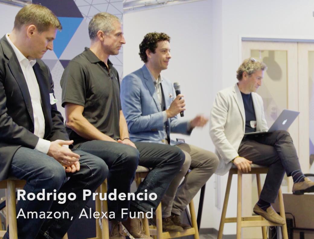 Amazon, Alexa Fund, Audi, Mind The Bridge and Scaleup client Billon Group (Blockchain, Poland).