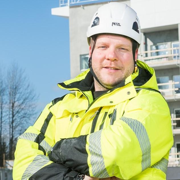 Toimitusjohtaja - Miikka Karttunen