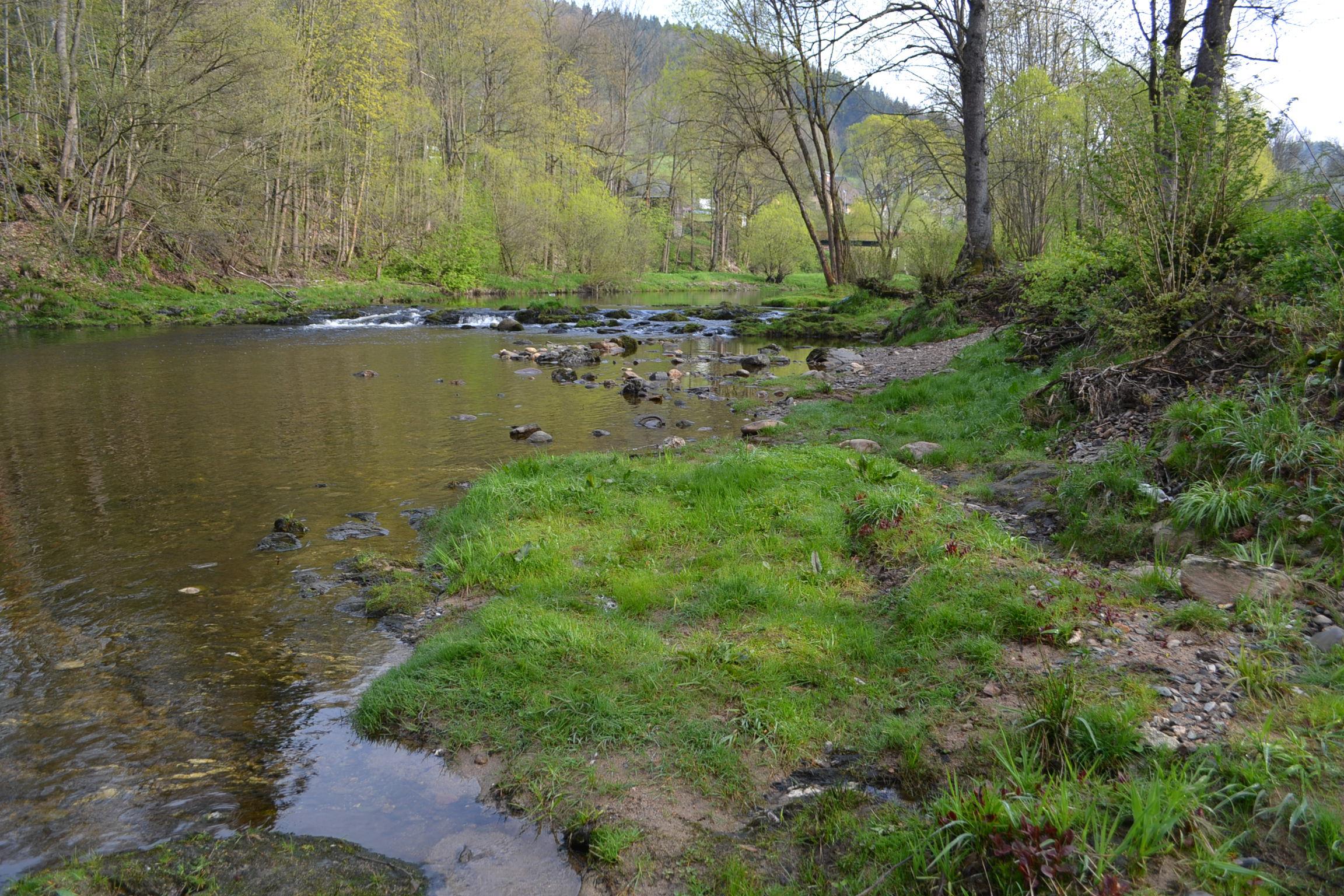 Krajina - Aby vítr šuměl v listovía voda klokotala v potocích