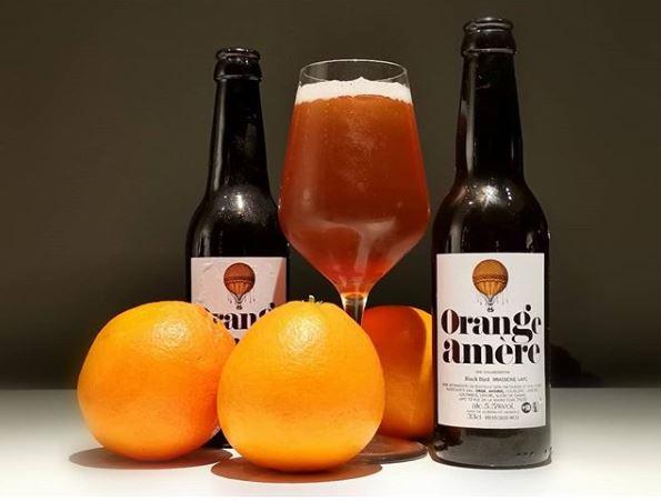 Une orange pour Noël - Crédit Photo : @hopsessionale