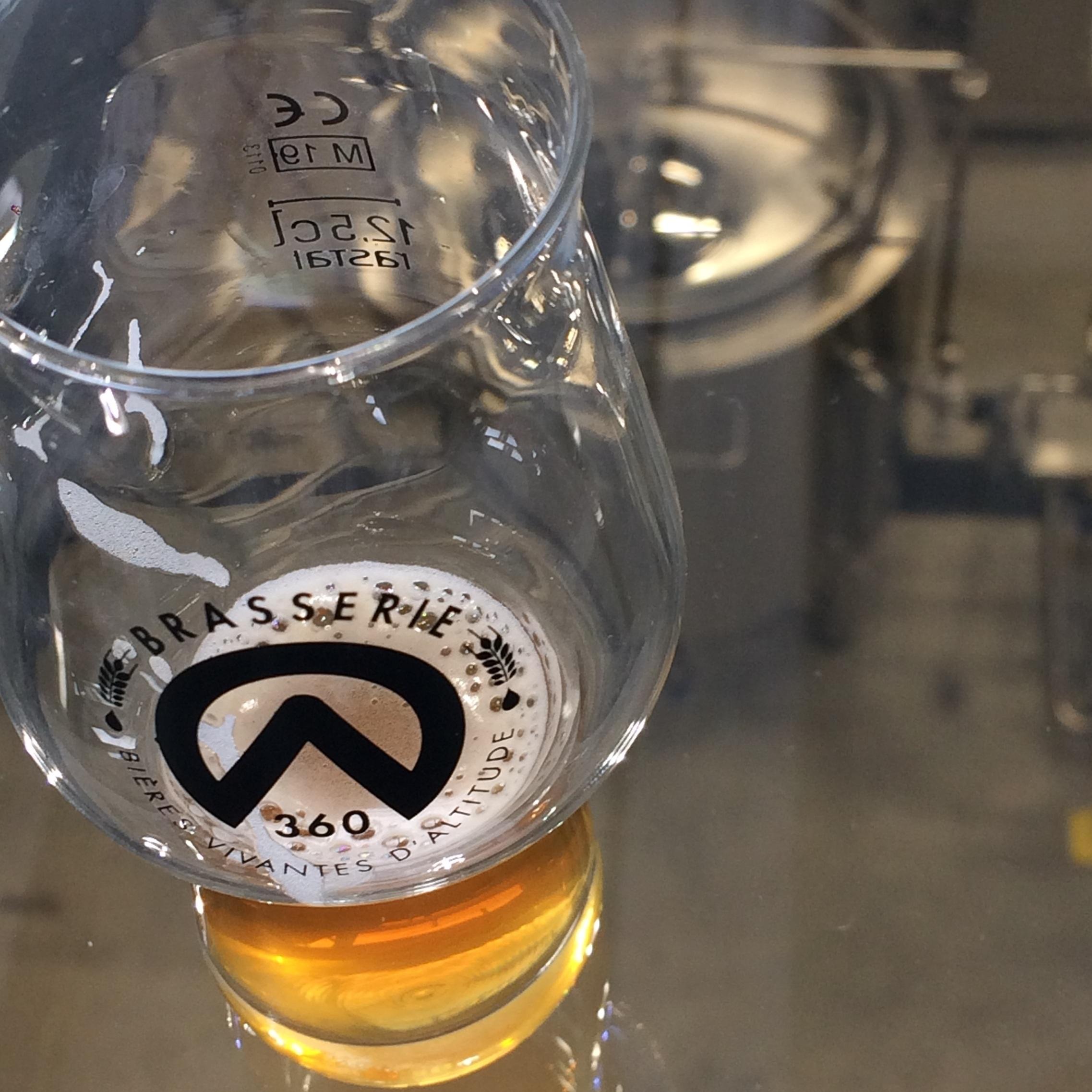 Bière d'artisan -