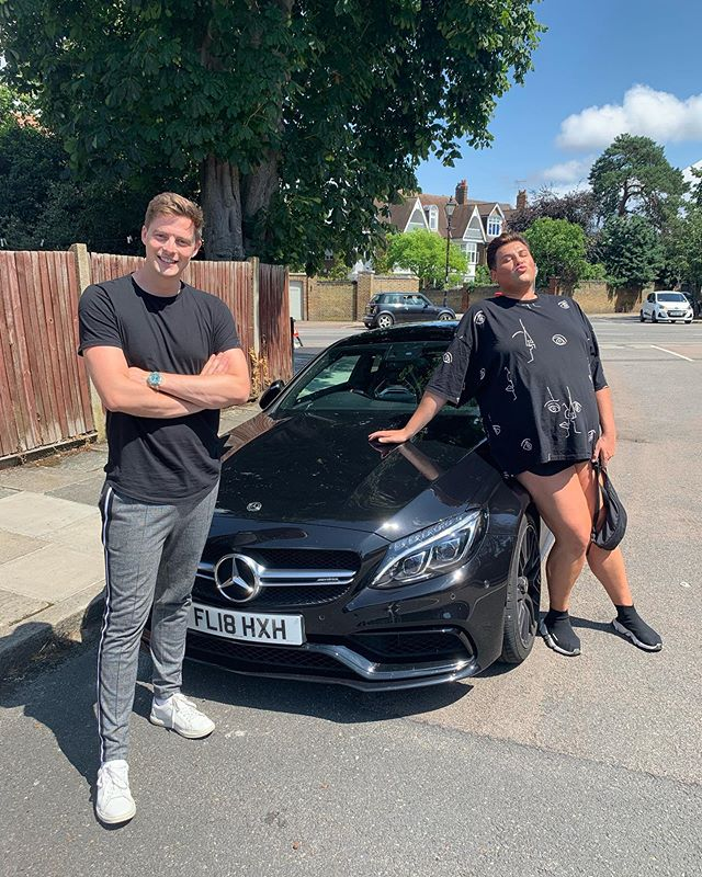 This has to be the funniest episode to film so far! I take @davidweekender and @ameliakabath shopping and reveal what really happened when we first met 👀 Link in bio 📺