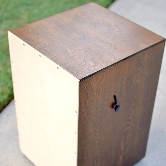 box drum cajóns -