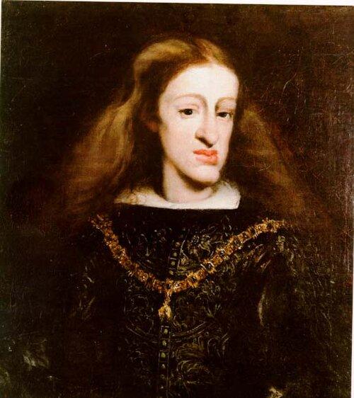 Karlos II od Španije, Foto: Wikipedia