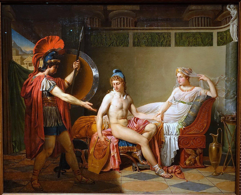 Paris i Jelena Trojanska