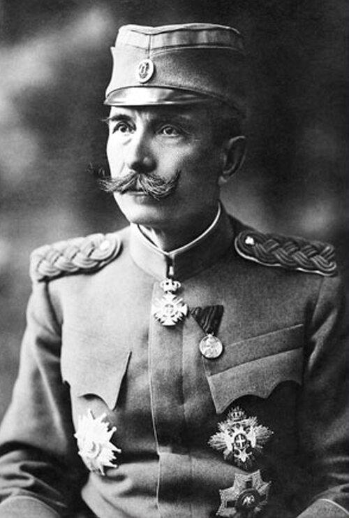 Vojvoda Petar Bojović na kraju Prvog svetskog rata