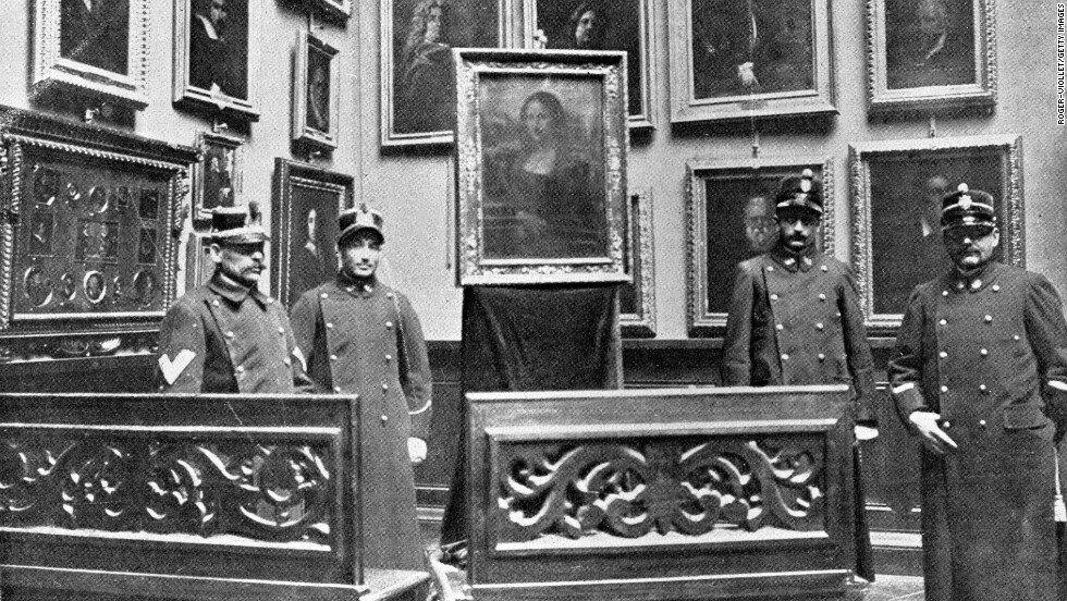Krađa Mona Lize