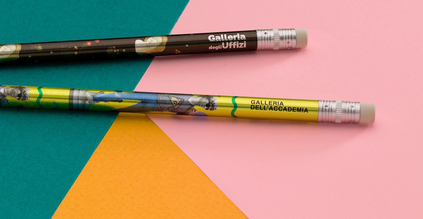 Presentación lápices