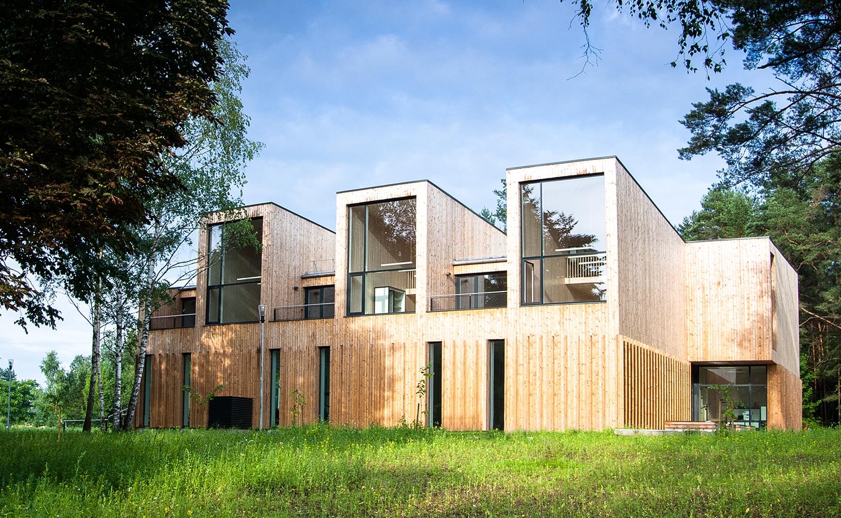 Rupert Residency space in the outskirts of Vilnius (c) Rupert