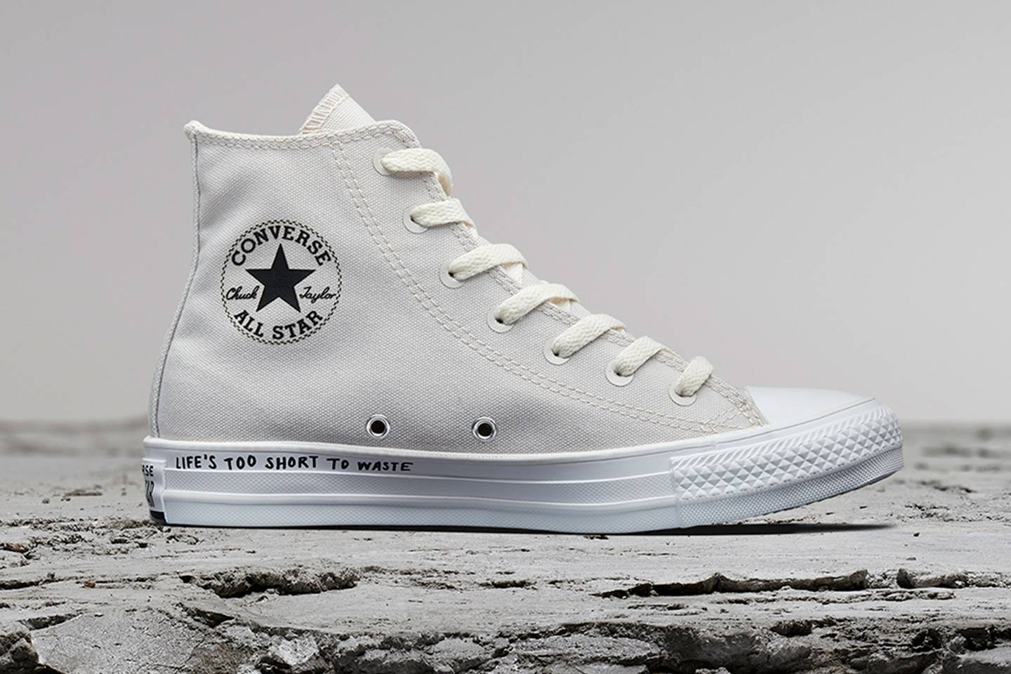 Converse Chuck Taylor featuring First Mile Recycled Plastic