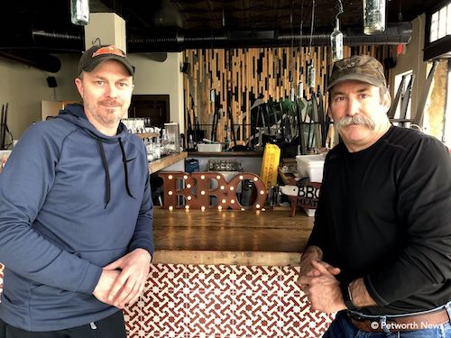 Petworth News - Cinder BBQ is coming to Petworth - get your taste buds ready