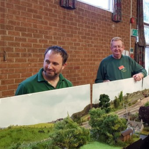 Model Railway Club - We are a friendly club and meet every Tuesday evening. Club nights run from 7pm to 10pm. Each week we vary the activities which include: workshops, running nights, quiz nights and talks. Tea and coffee are always available, as well as the odd digestive biscuit.