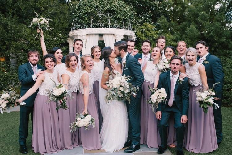 Bridal Party in Garden.jpg