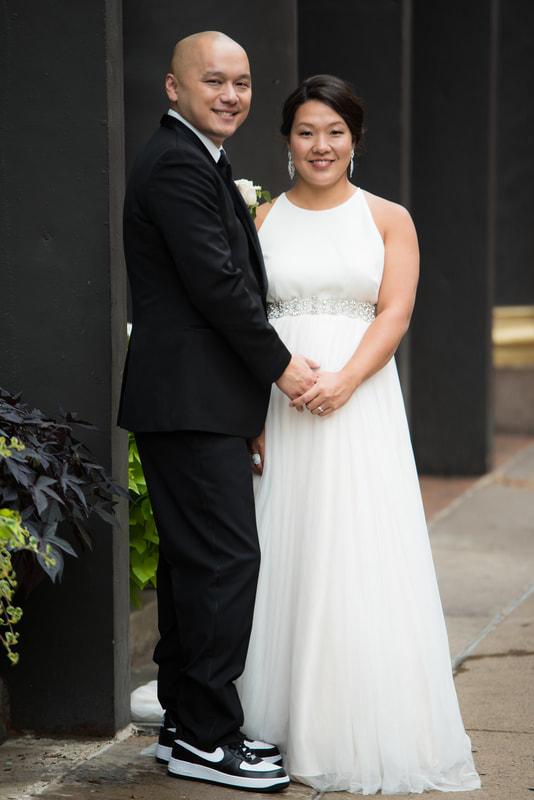 Amanda & Teng - Bridal Hair and Makeup