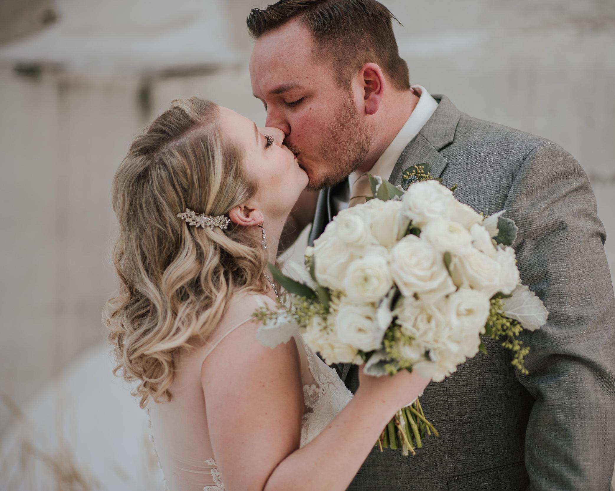 Rachel & Bill - Bridal Hair and Makeup