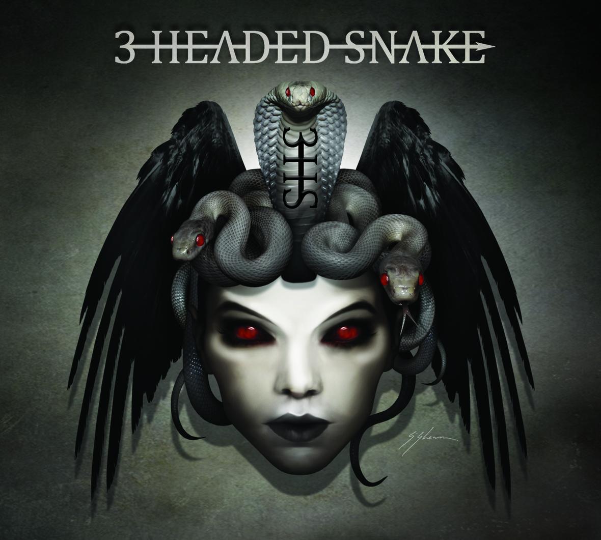 3 Headed Snake