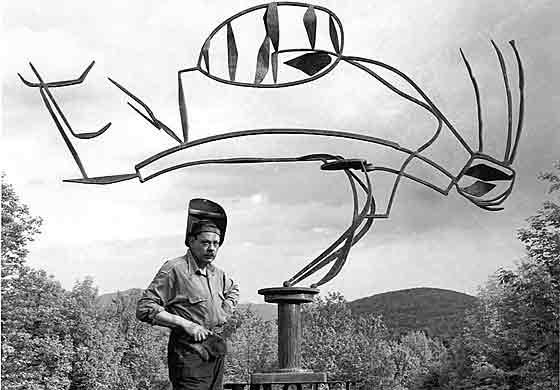 David Smith, Australia, 1951