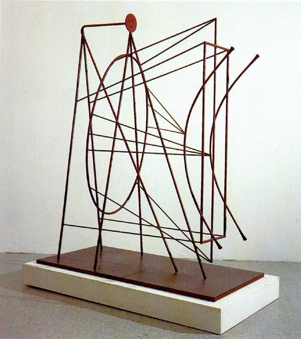 Pablo Picasso, Project for a Monument to Guillaume Apollinaire, 1962