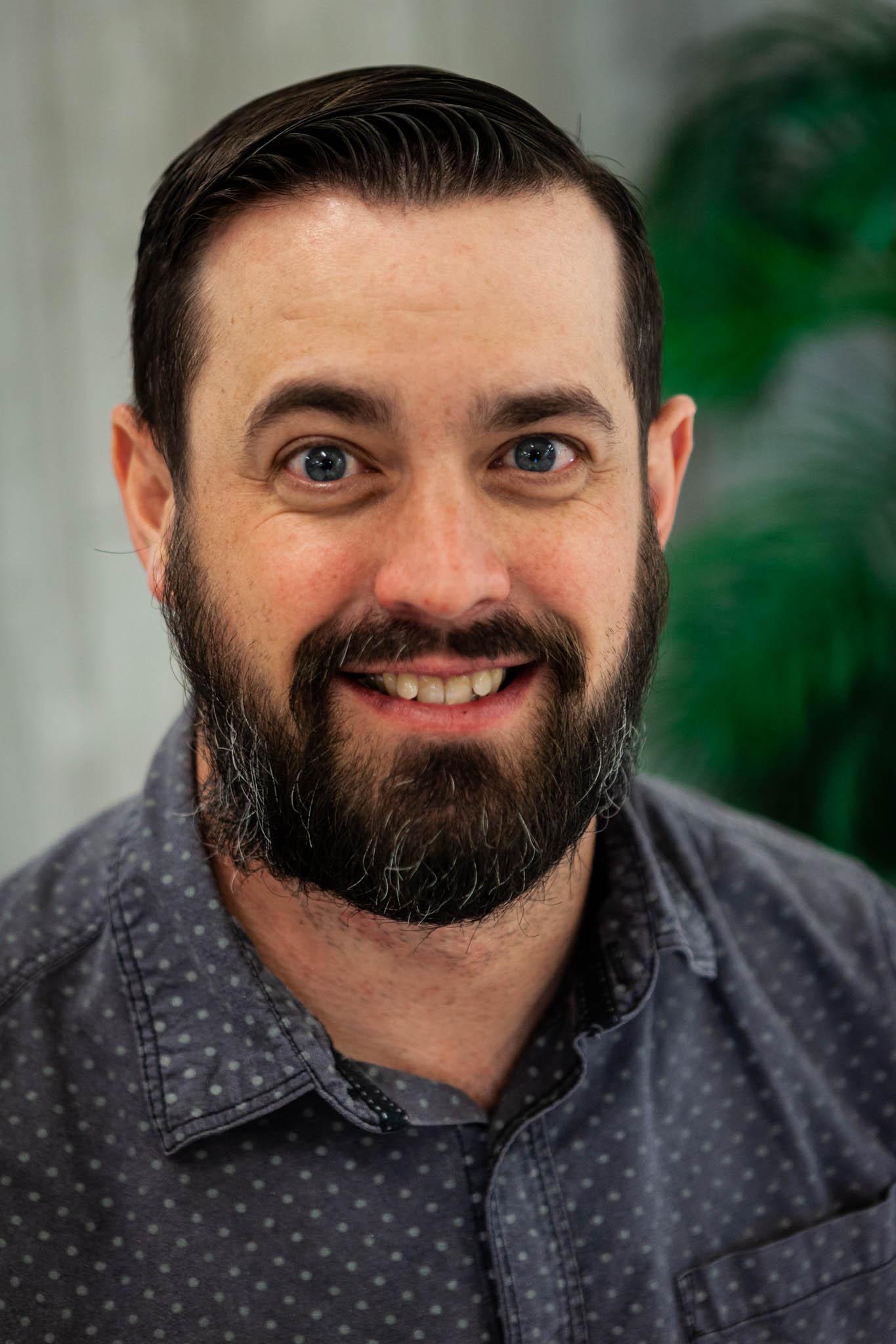 Jon Cox / Operations Pastor