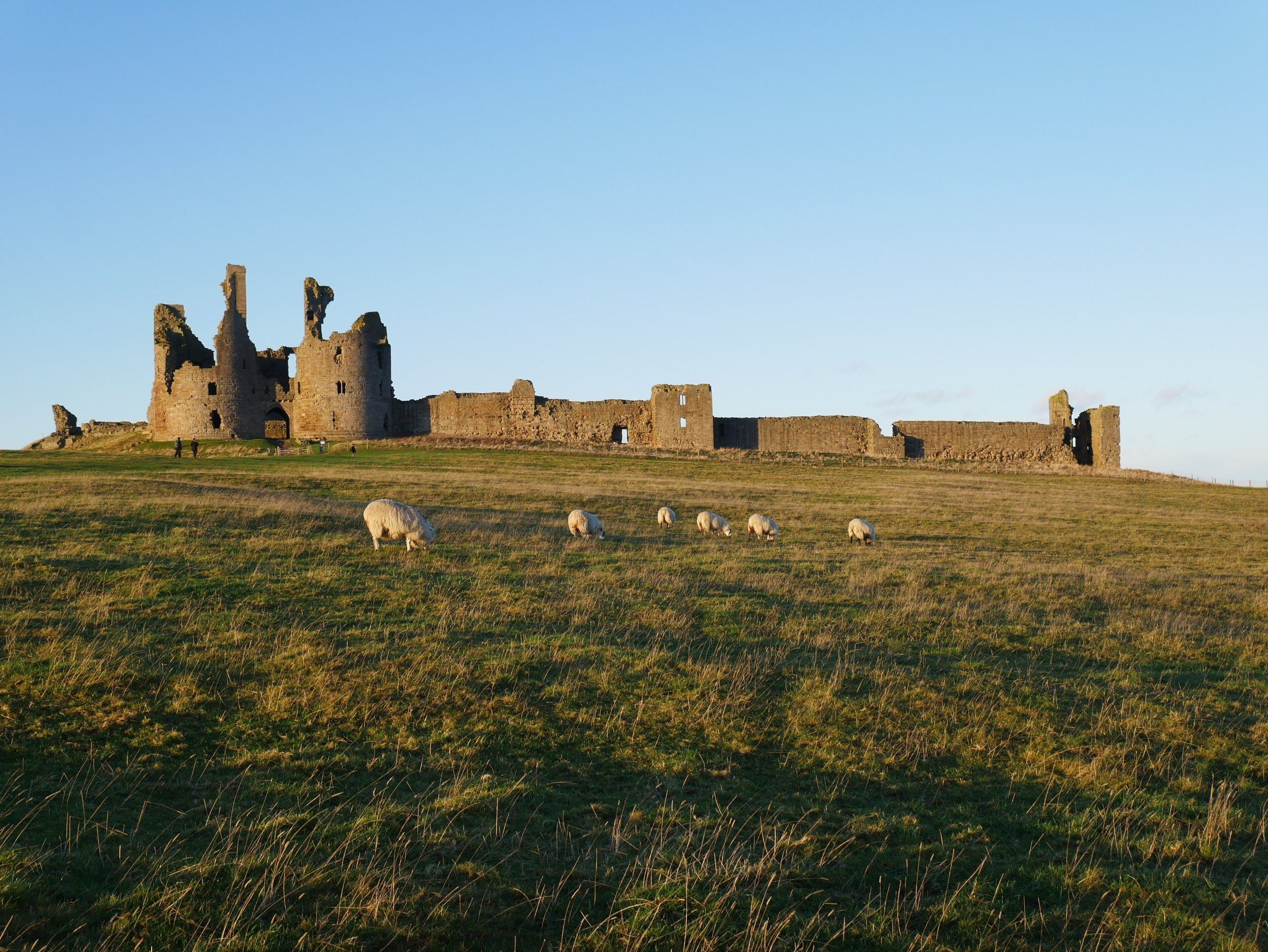 Dunstanburgh Castle (7 Miles) - Built on the most magnificent scale, Dunstanburgh Castle stands on a remote headland in Northumberland. The focus of fierce fighting during the Wars of the Roses, it was twice besieged and captured by Yorkist forces, but subsequently fell into decay. Later being taken on by English Heritage, perfect for panoramic views of Northumberland.