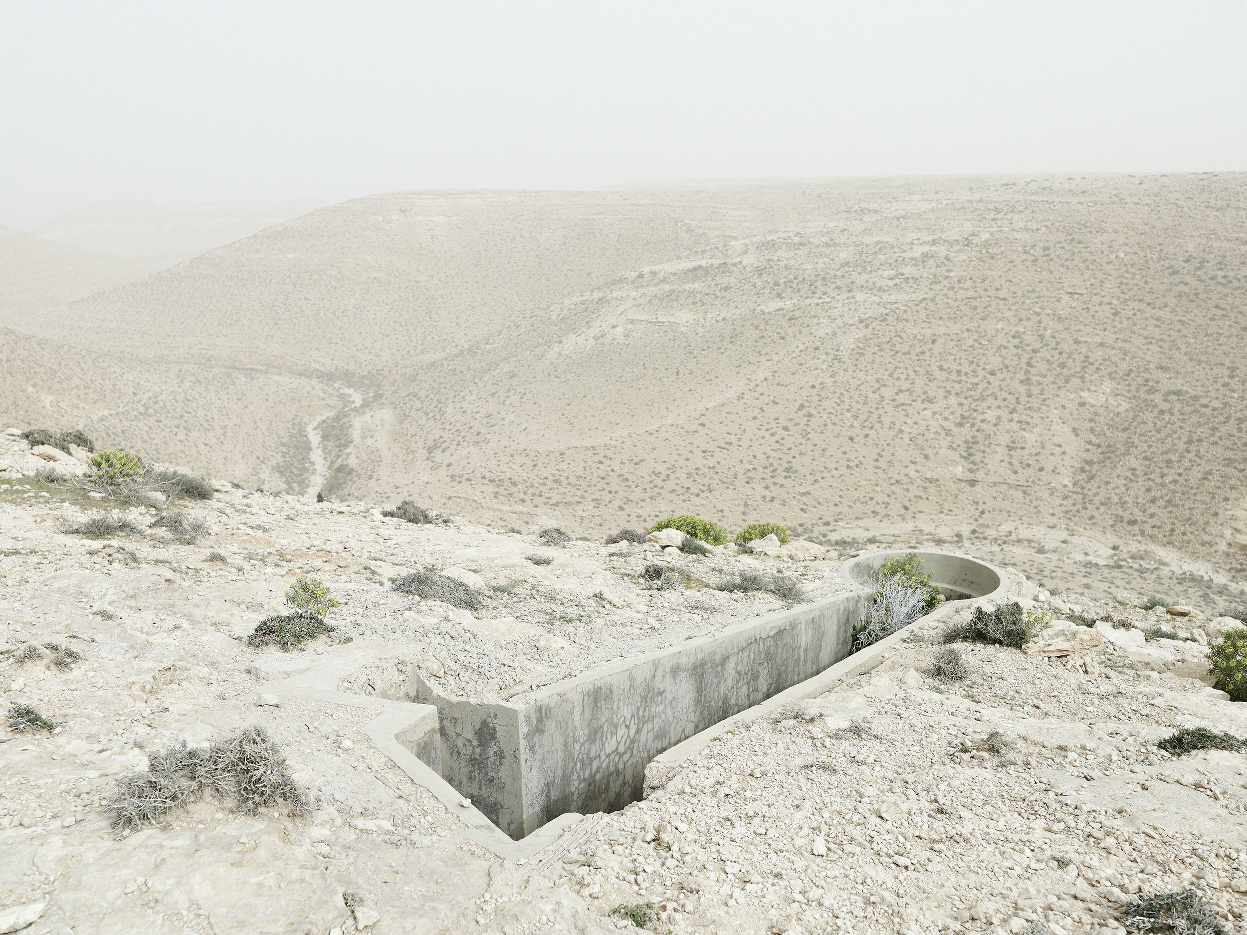 """""""Topography is Fate"""" 