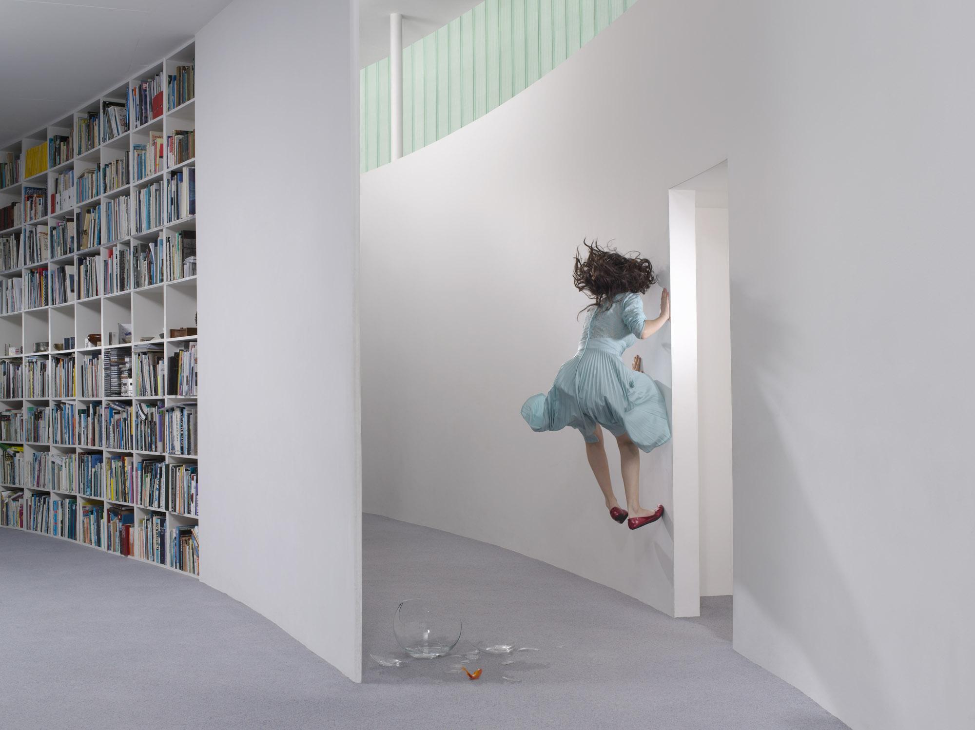 Hallway  - 'In Between', 2009 - 2010