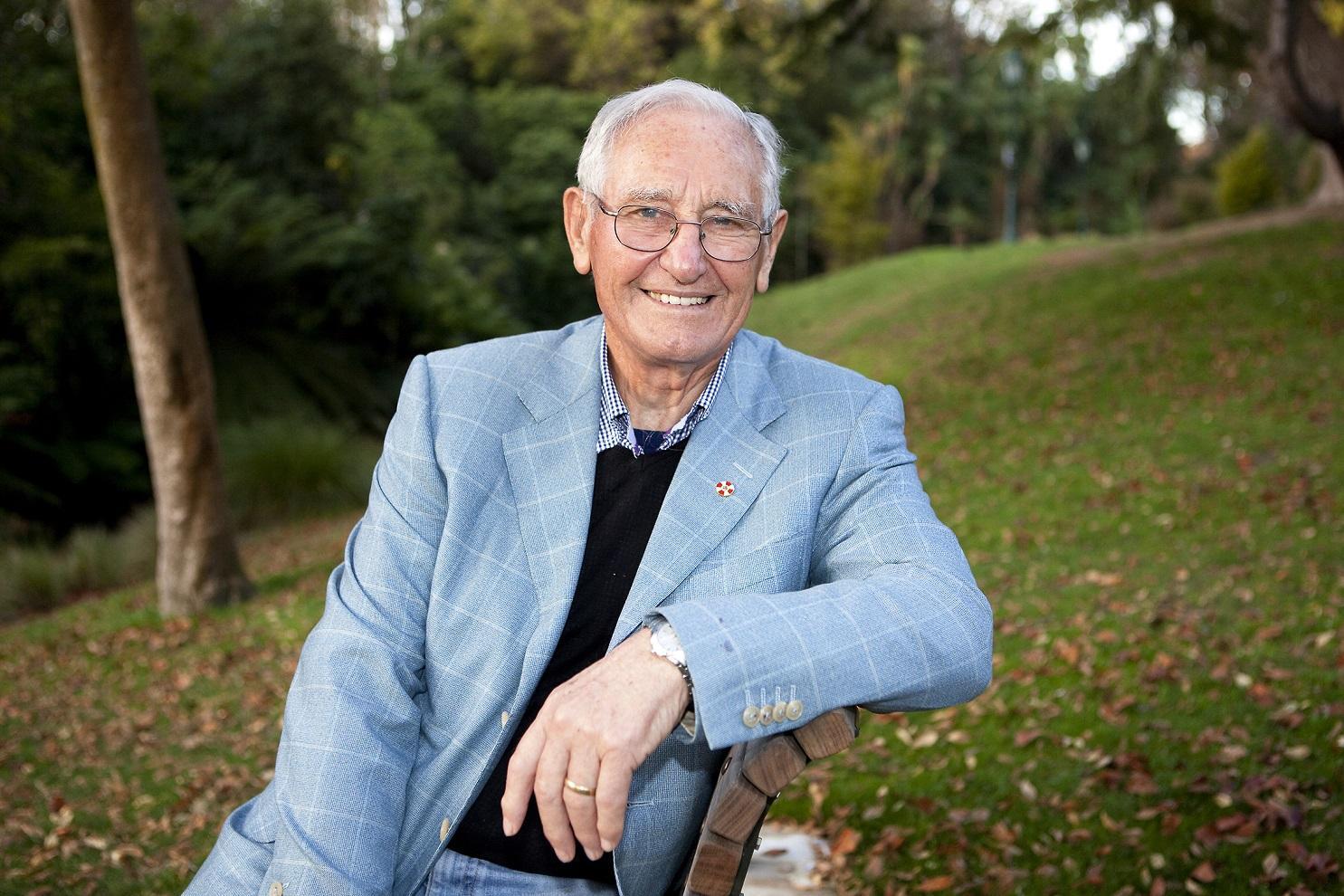 Professor Roy Kerr
