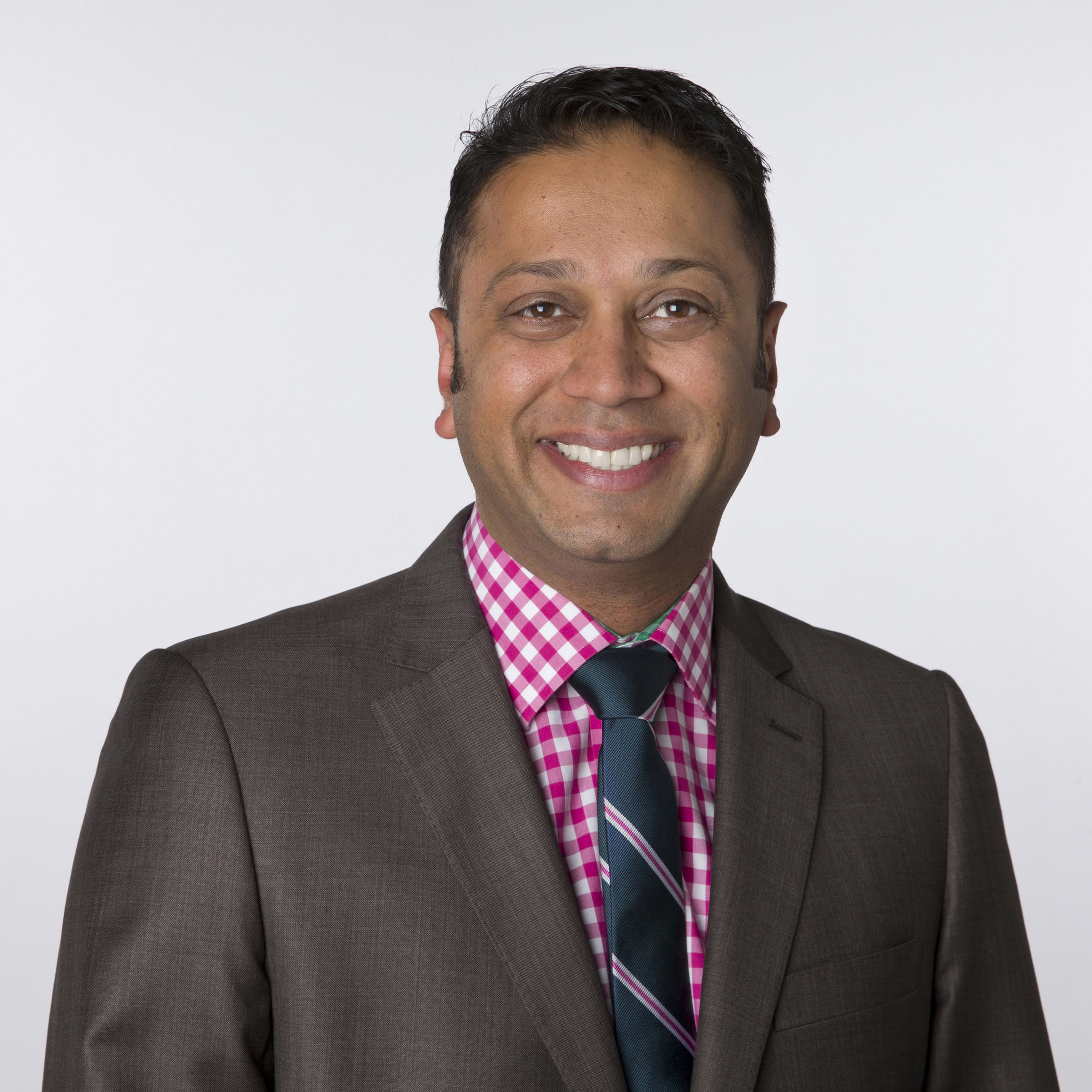 Neeraj Lala, Toyota New Zealand General Manager of Product and New Vehicle Sales