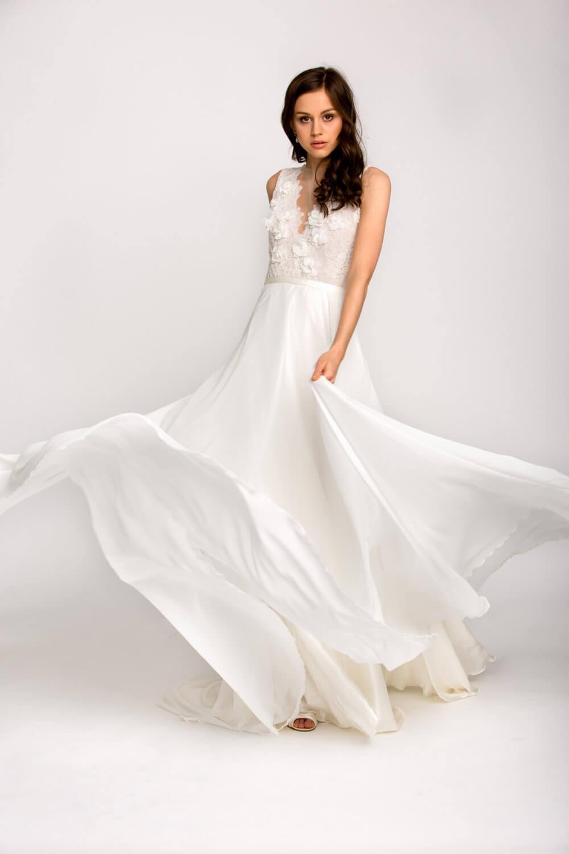Brautkleid Hochzeitskleid Blossom Bespoke Bridal Vienna 3