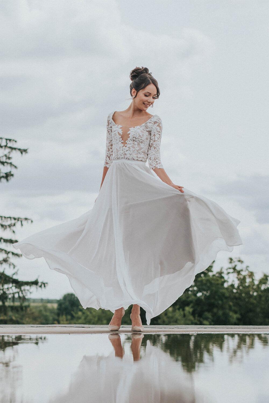 Brautkleid Hochzeitskleid Athena Bespoke Bridal Vienna 2