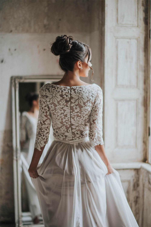 Brautkleid Hochzeitskleid Athena Bespoke Bridal Vienna 3