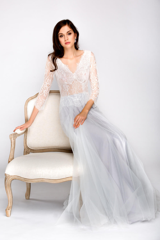 Brautkleid Hochzeitskleid Callais Bespoke Bridal Vienna 3