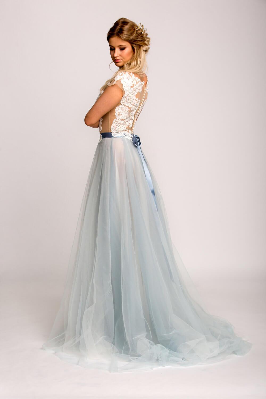 Brautkleid Hochzeitskleid Delphina Bespoke Bridal Vienna