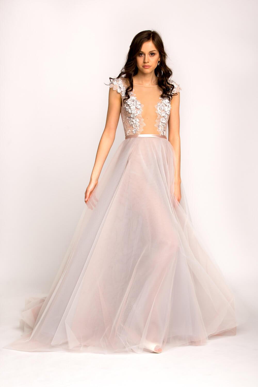 Brautkleid Hochzeitskleid Hortensia Bespoke Bridal Vienna