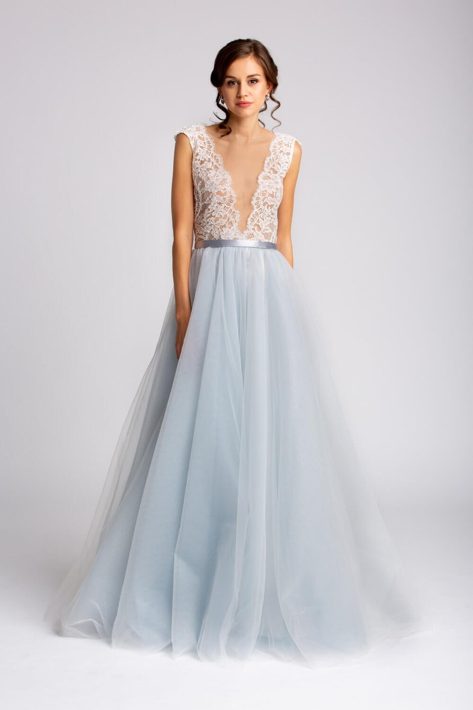 Brautkleid Hochzeitskleid La Rochelle Bespoke Bridal Vienna