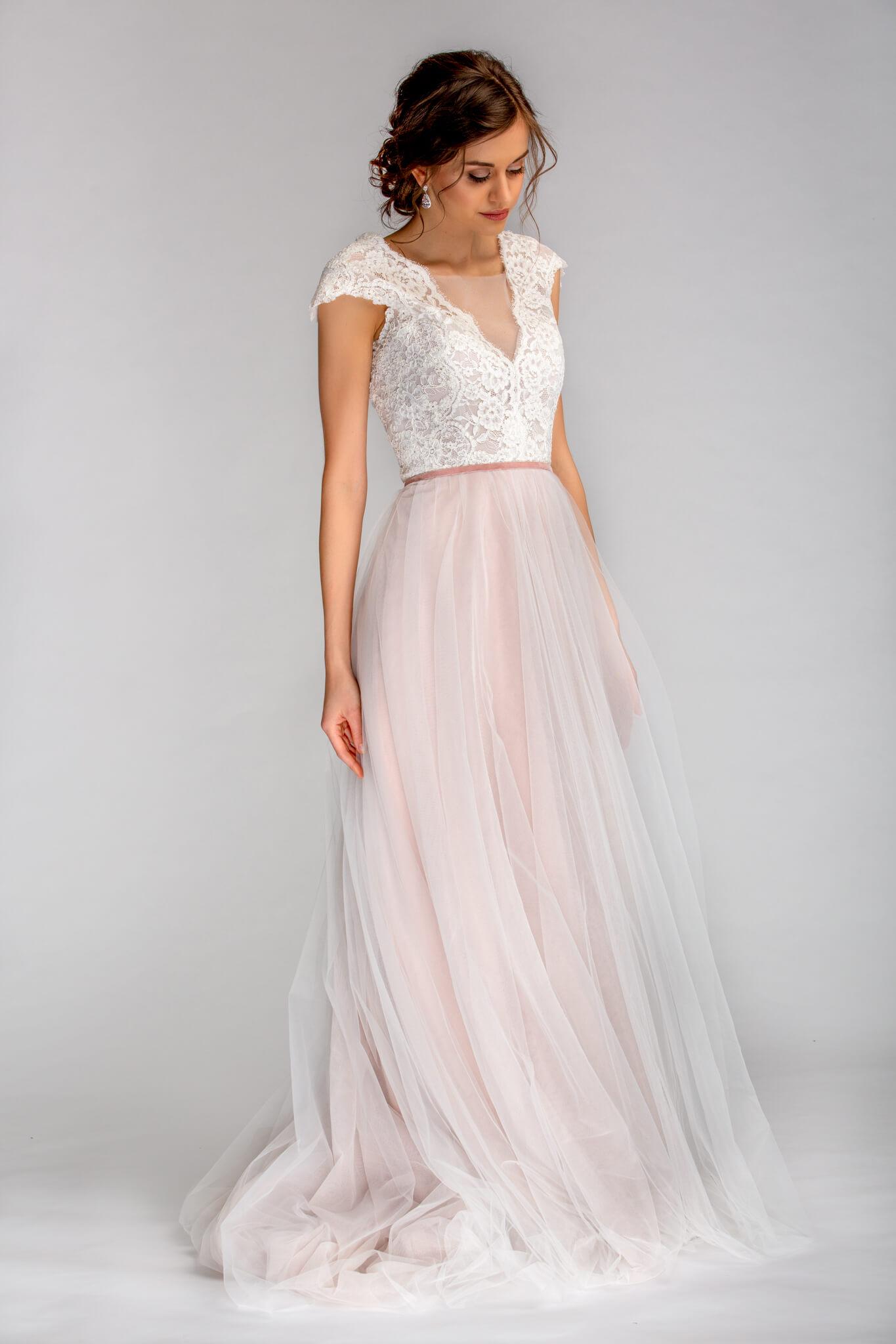 Hochzeitskleid Brautkleid Manna Bespoke Bridal Vienna