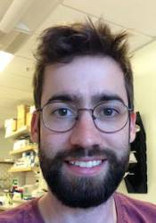 - Sam Entwisle is a PhD student who studies a calorie-burning tissue in mammals called brown fat. His research goal is to understand when and how brown fat uses this calorie-burning ability, knowledge which could ultimately improve treatment of metabolic diseases such as type-2 diabetes.