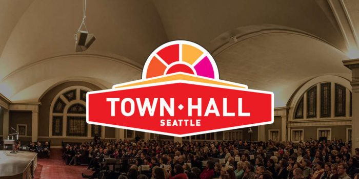 Town Hall Talks - Students present a deeper dive into their research at the annual UW Science Now Speaker Series at Town Hall Seattle.