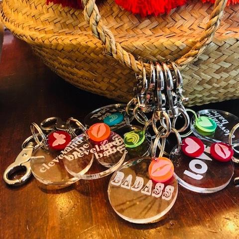 the Keychain -