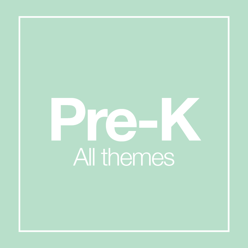 Copy of Pre-K: Exploration of all themes K-6