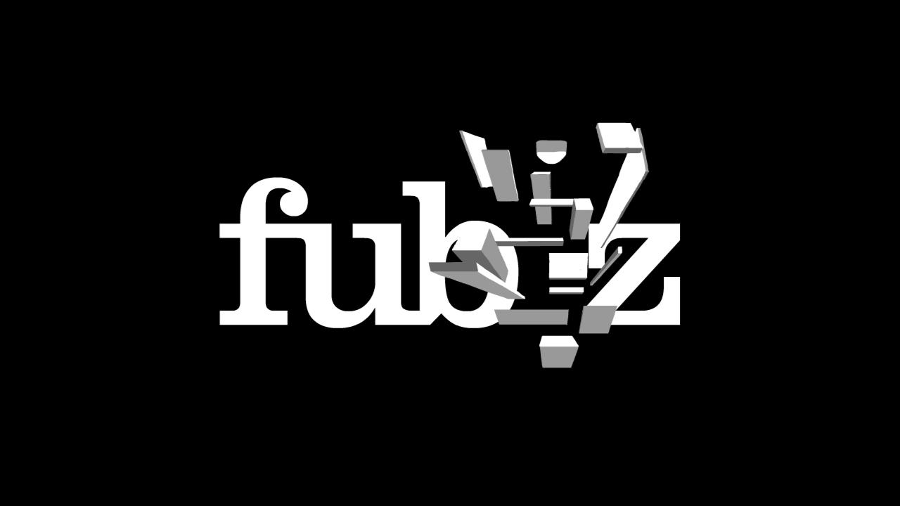 fubiz logo animation motion design 2D hand-drawn typographic loop graphic constructivism