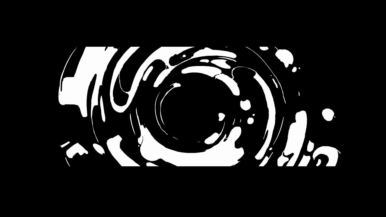 fubiz logo animation motion design 2D hand-drawn typographic loop graphic fluid coffee
