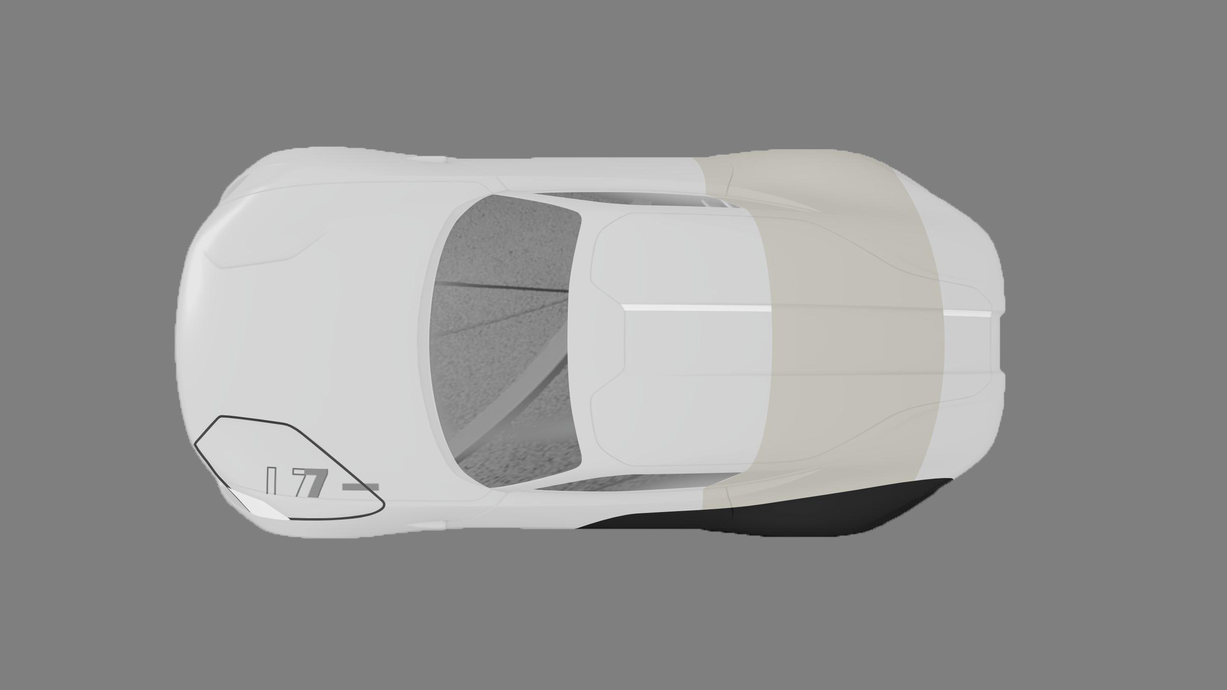 thomas charier xtaon contest concept car sketch design top