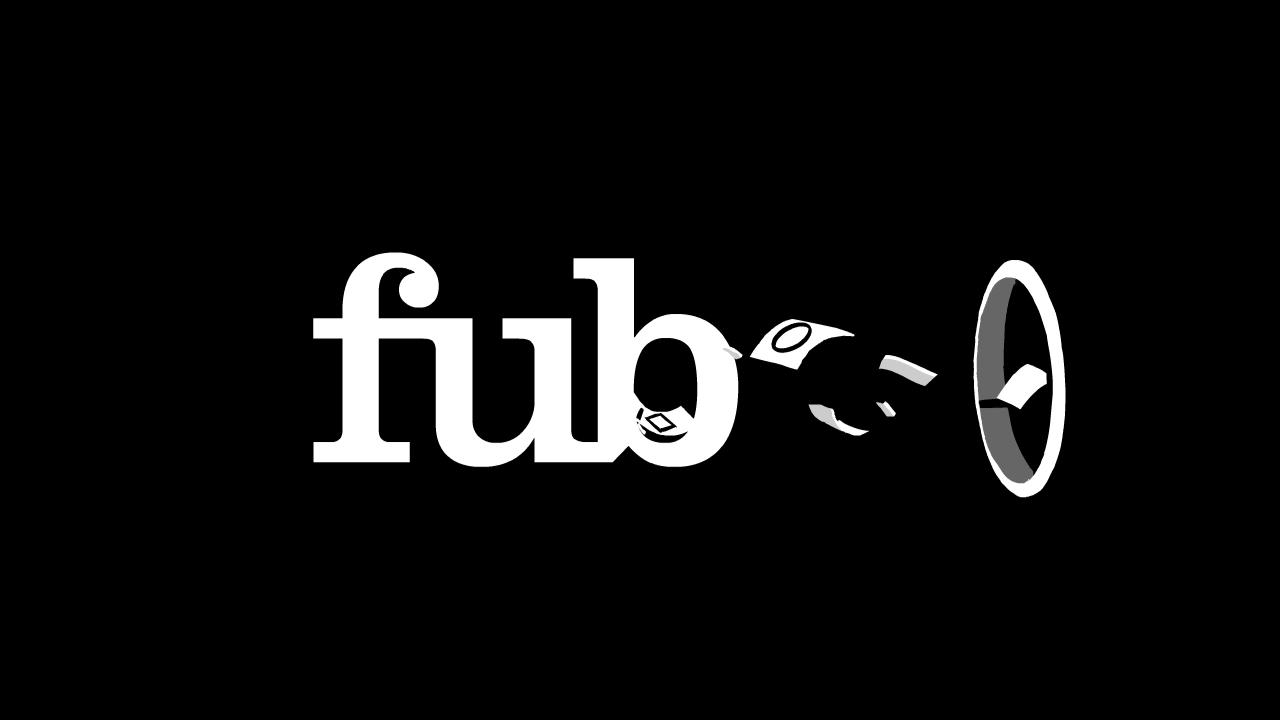 fubiz logo animation motion design 2D hand-drawn typographic loop graphic idea