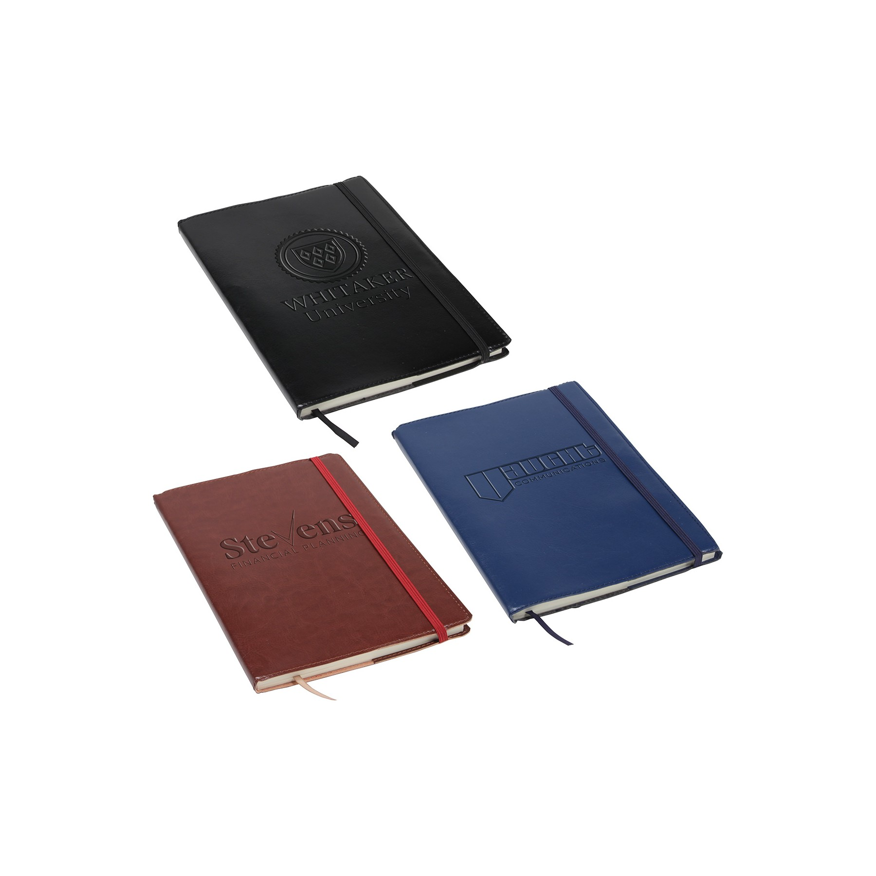 Refillable Leatherette Journal $5.15/piece