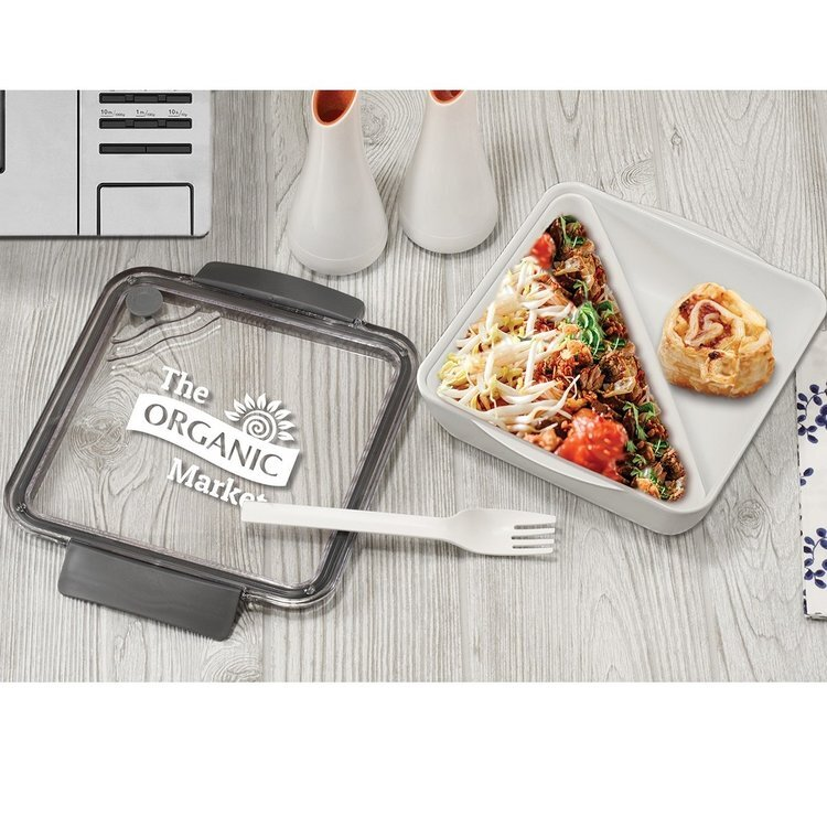 Reusable Lunch Containers - Metro Salad Cube